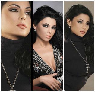 عکسهایی از بازیگر عربی هیفا وحبی reza1372.mihanblog.com