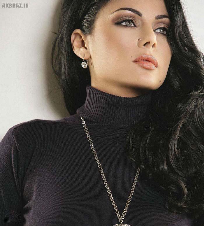 عکسهایی از بازیگر عربی هیفا reza1372.mihanblog.com