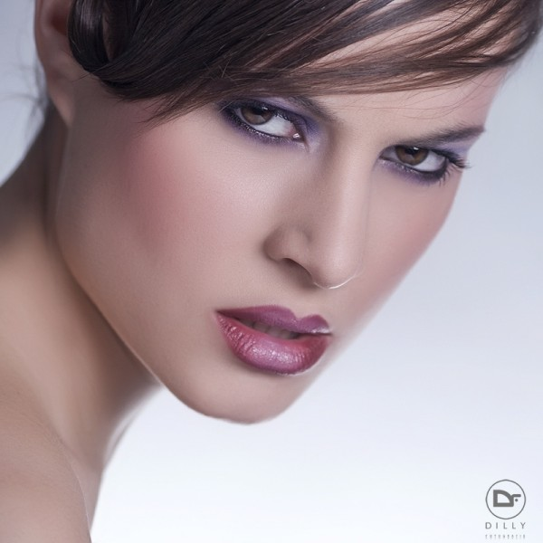 جدیدترین عكسهای مدل ارایش مو و صورت Www.AksBaz.IR